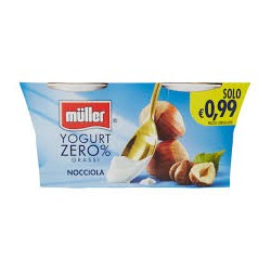 Muller Yogurt Nocciola 125g...