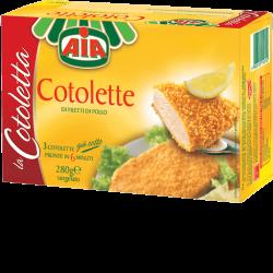 Aia Cotolette 4pz. 450g