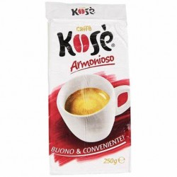 Kosè Caffe Armonioso 4x 250g