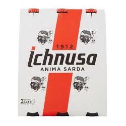 BIRRA ICHNUSA 3X33 CL