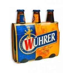 BIRRA WUHRER 3X330 ml