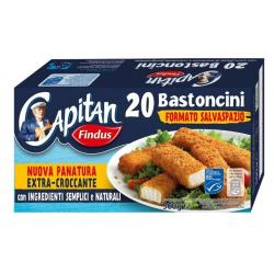 Bastoncini Capitan Findus...