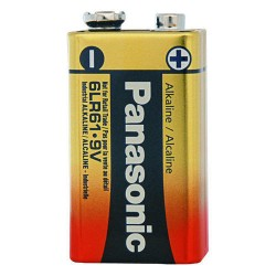 Batteria Panasonic alcalina...